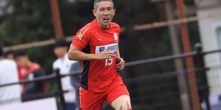 佐川 真吾選手 TOPチーム勇退ならびにBRK FC 2020(ローヴァーズセカンドチーム)監督兼選手就任のお知らせ