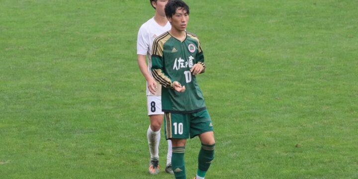 仙台大学より選手加入のお知らせ