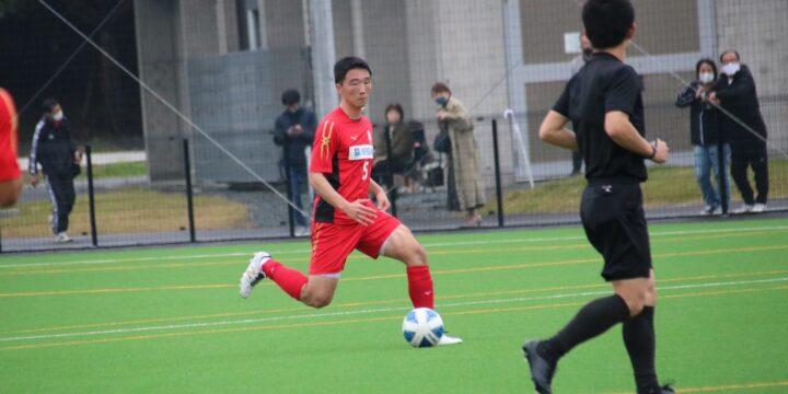 柳澤 直成選手 ジョイフル本田つくばFCへ移籍のお知らせ