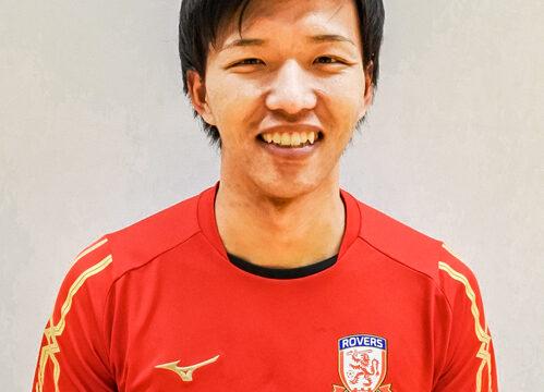 小坂 悠登選手 加入決定のお知らせ